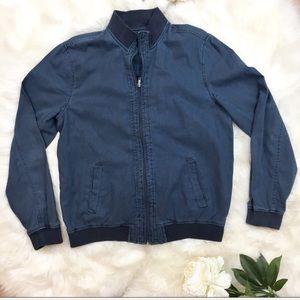 Saks fifth linen jacket